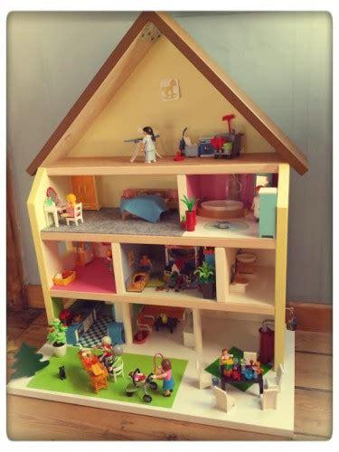 photo de maison playmobil diy la maison playmobil y a quelqu un