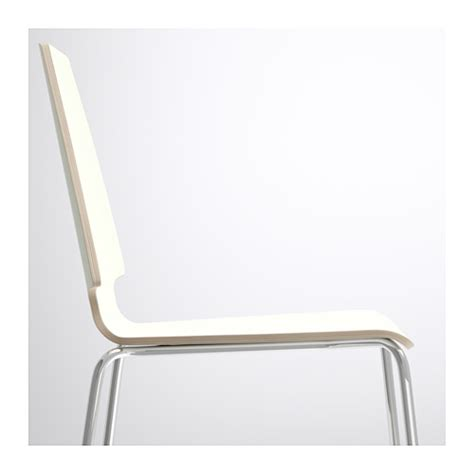 ikea vilmar chair white vilmar chair white chrome plated ikea