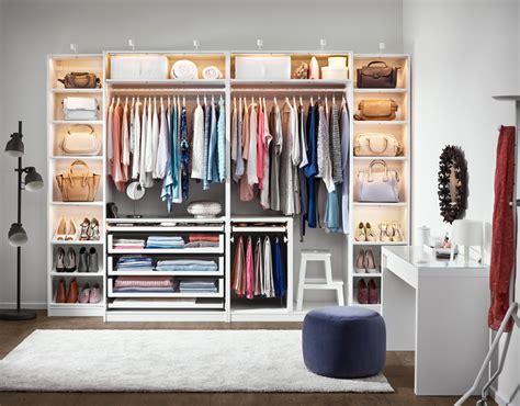 Ikea Schränke Schlafzimmer by Ordnung Im Schlafzimmer Und Kleiderschrank Mit Ikea