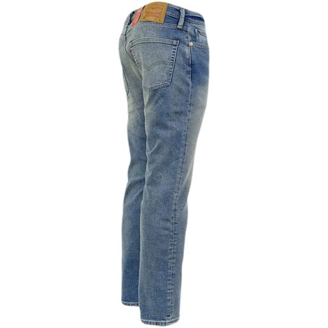 Mens Levi's 502 Jean / Official Levi Strauss Tapered Leg ...