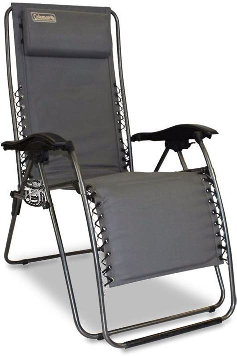coleman layback lounger c chair snowys outdoors