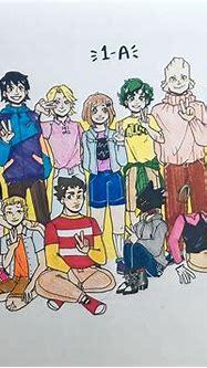 My Hero Academia: 10 Class 1-A Fan Art Pieces We Love ...