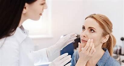 Doctor Consult Skin Acne Examining Treatment Eucerin