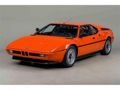 1980 BMW M1 for Sale | ClassicCars.com | CC-816832