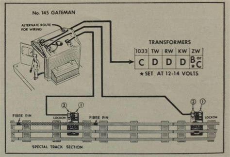 Lionel Transformer Type R Wiring Diagram by Lionel Gateman Wiring O Railroading On Line Forum