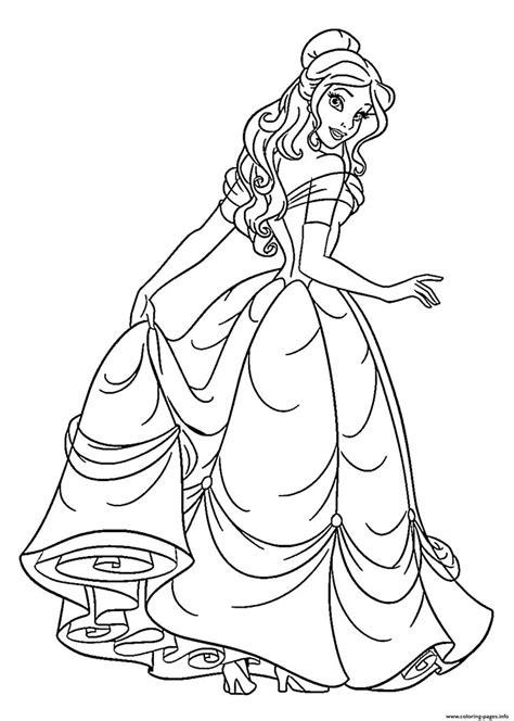 print princess beauty  beast coloring pages piirrokset vaeritystehtaeviae mandala