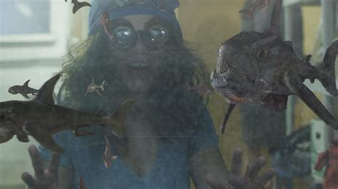 official teaser trailer poster art  piranha sharks