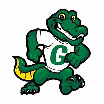Garretson Elementary Mascot Grade Cartoon Alligator Registration