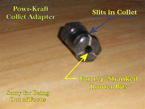 powrkraft radial arm  routing router forums