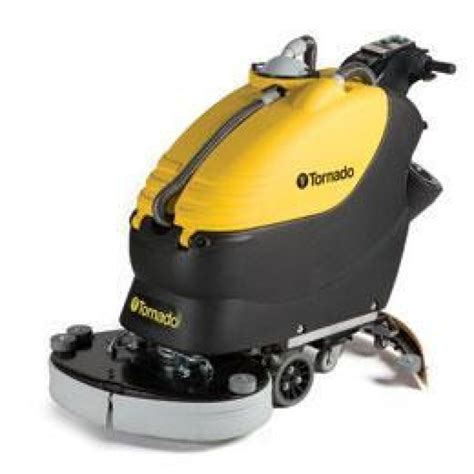 Tornado Floor Scrubber Machine by Tornado 174 Bd 26 14 Automatic Floor Scrubber 26 Quot Disc