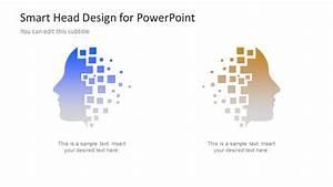 Smart Head Silhouette Design Presentation