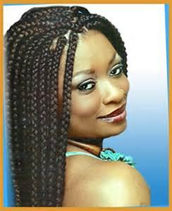 African Hair Braiding Box Braids