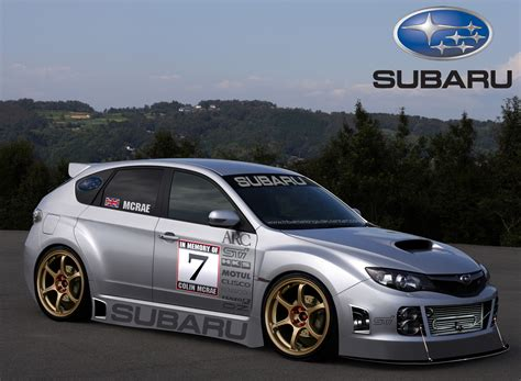 Subaru Logo Wallpaper