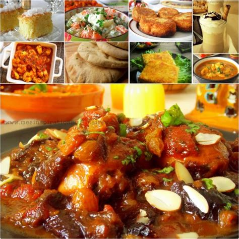 recette de cuisine tunisienne avec photo table de ftour ramadan 2013 le cuisine de samar