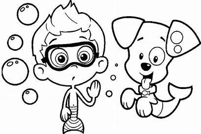 Bubble Guppies Clipart Drawing