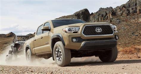 2019 Toyota Diesel Truck by 2019 Toyota Tacoma Diesel Rumors Design Price New