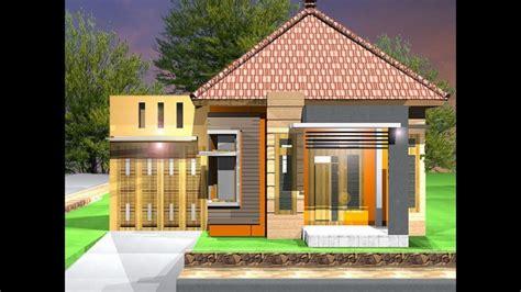 desain warna rumah minimalis tampak depan wallpaper dinding