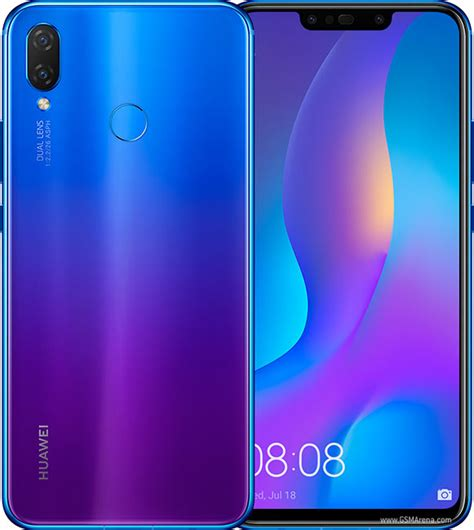 huawei p smart nova  pictures official