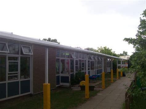 monkwick infant nursery school wall mounted canopy  canopies
