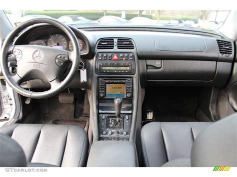 mercedes dashboard 2000 mercedes benz clk 430 coupe dashboard photos