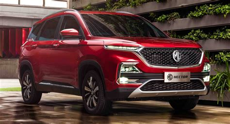 Wuling Almaz 4k Wallpapers by Mg Entering Indian Market With New Hector Suv Except It