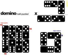 dominos images fun math math activities