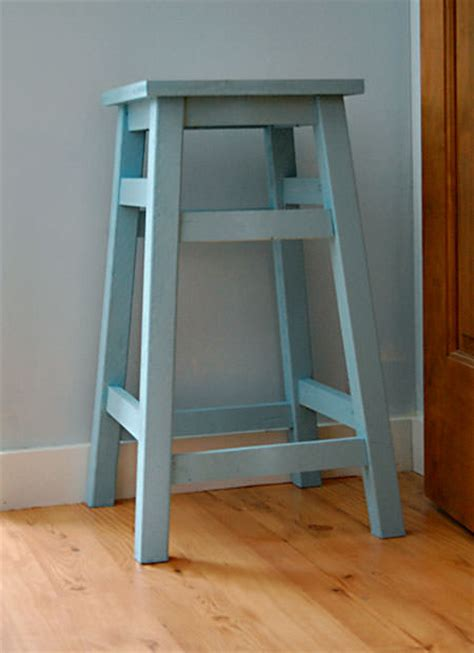 diy creative stools decorating  small space