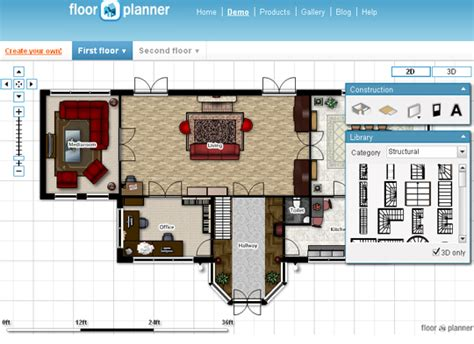 floor planner 13 incredibly useful web apps you probably never heard of