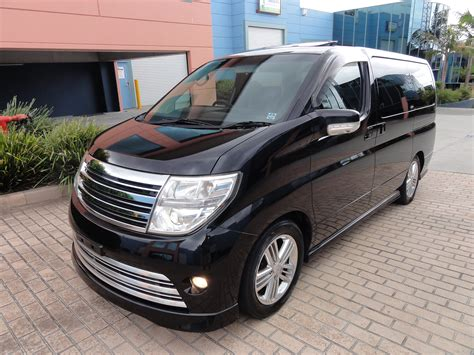 Nissan Elgrand Picture by 2005 Nissan Elgrand E51 Pictures Information And