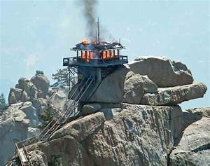 Sequoia National Forest plans to rebuild Needles Lookout ...