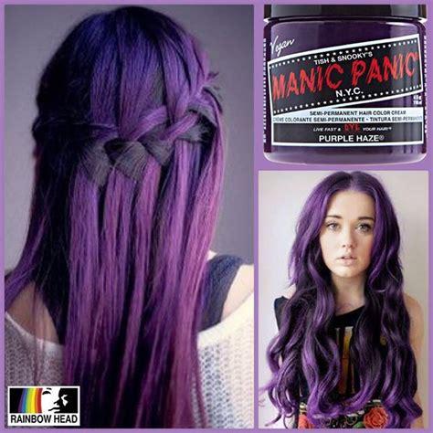 manic panic purple colors manic panic purple available at rainbowhead ph