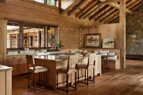 Rustic Kitchens : 15 Inspirational Rustic Kitchen Designs You Will Adore