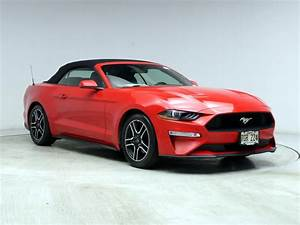 Used Ford Mustang Red Exterior for Sale