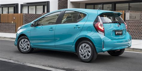 2018 Toyota Prius C Pricing And Specs  Photos (1 Of 9
