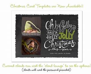 2013 christmas cards templates are here elle bee photography for Christmas card template for photographers