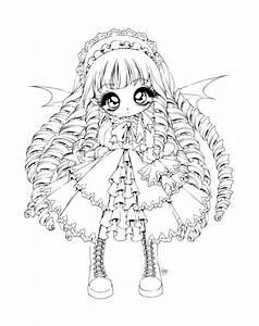 Dessin Halloween Vampire : coloriage jolie fille vampire dessin gratuit imprimer ~ Carolinahurricanesstore.com Idées de Décoration