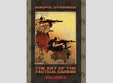 Magpul Dynamics Art of The Tactical Carbine II 4 DVD Set