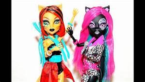 Monster High U2665 Catty Noir U0026 Toralei Stripe U2665 Fierce