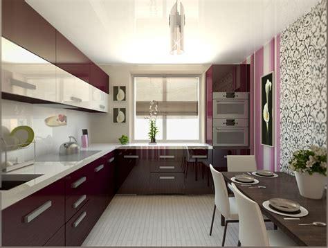 Дизайн интерьера кухни 9 кв метров  на Housersu