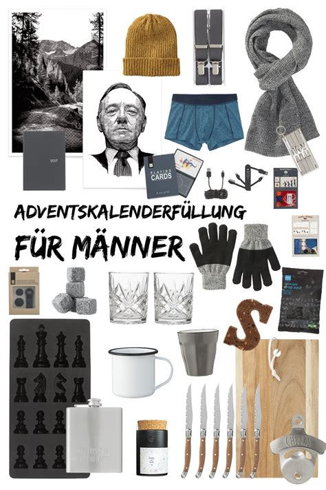 Männer Geschenk Ideen by Adventskalenderf 252 Llung F 252 R M 228 Nner Kreativfieber Bloglovin