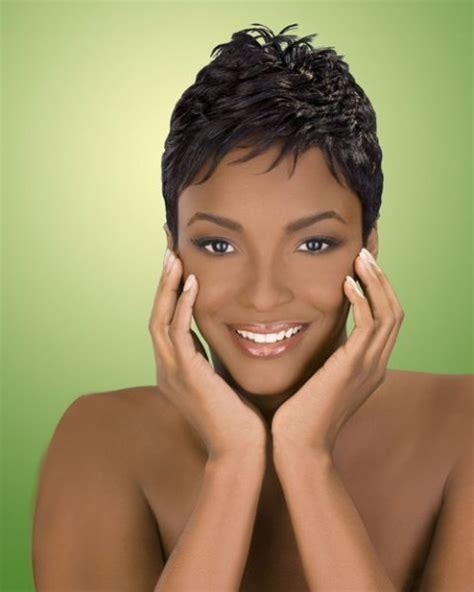 easy african american short hairstyles circletrest