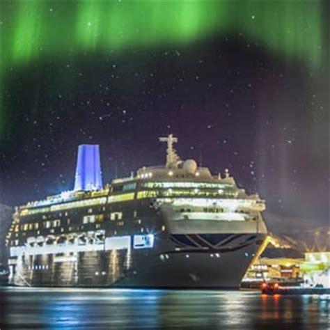 northern lights cruise northern lights cruises holidays 2018 2019 p o cruises