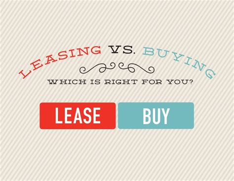 buying a car vs leasing leasing vs buying a car which is right for you