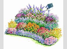 NoFuss Bird and Butterfly Garden Plan
