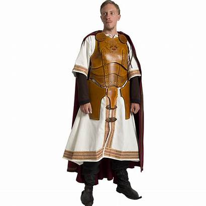 King Tunic Armour Armor Leather Package Cloak