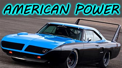 American Fast Cars by 11 Of The Fastest American Made Cars