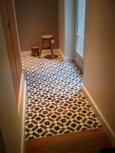 carreaux de ciment charme parquet modele ch 13 With parquet carreau de ciment