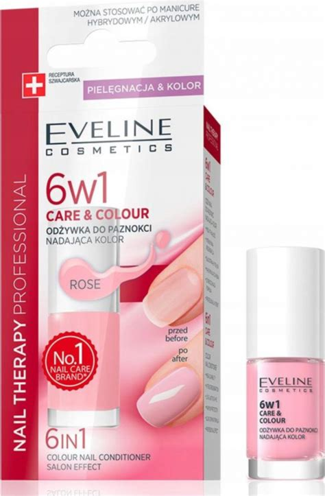 eveline nail therapy professional color nail