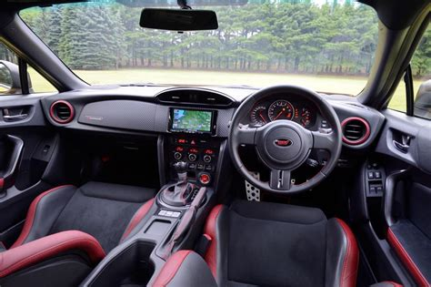 Ts Interiors by Subaru Brz Ts 2015 Review Pictures Auto Express
