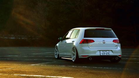 Volkswagen Golf 4k Wallpapers by Golf 7 Wallpapers Wallpaper Cave